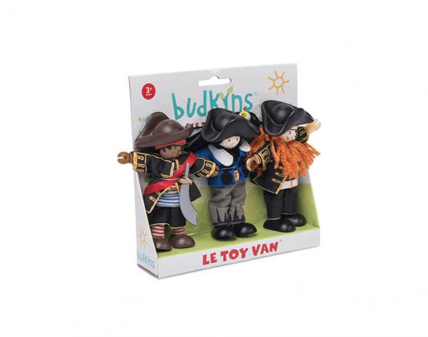 wooden pirates toys