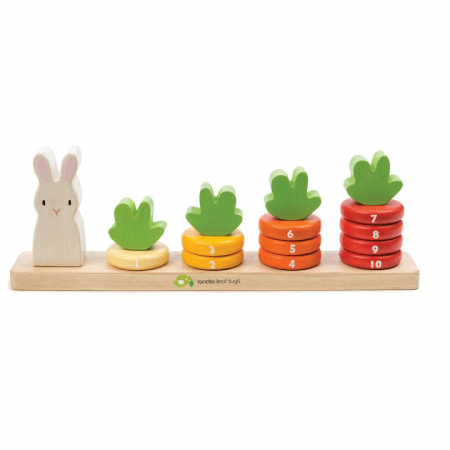 wooden counting toy