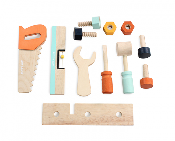 wooden tools toy
