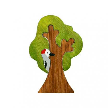 Wooden Tree Toy